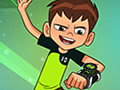 Ben 10 Escape Route