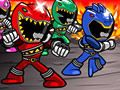 Power Rangers: Monster Fighting Frenzy