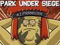 Regular Show Park Under Siege