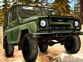 Russian UAZ Offroad Driving 3D