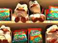 The Penguins of Madagascar: Cheezy Dibbles