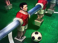 The Ultimate Worldcup Foosball Edition