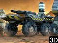 Alien Cars 3D Future